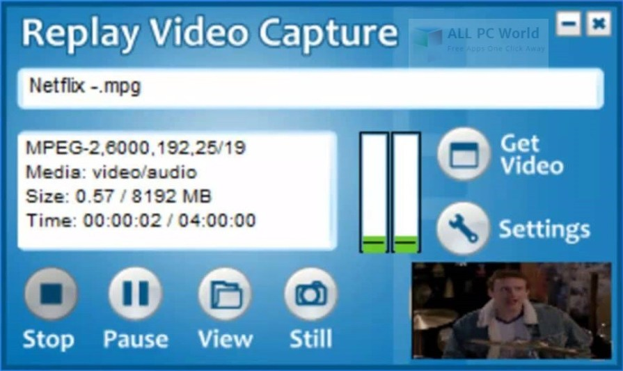Download Replay Video Capture 8.8 Free