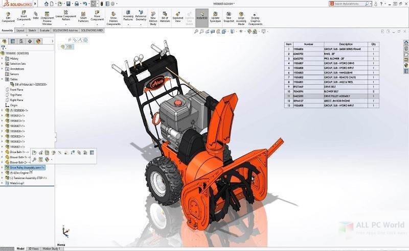 Download SOLIDWORKS 2018 Premium SP2.0 Free
