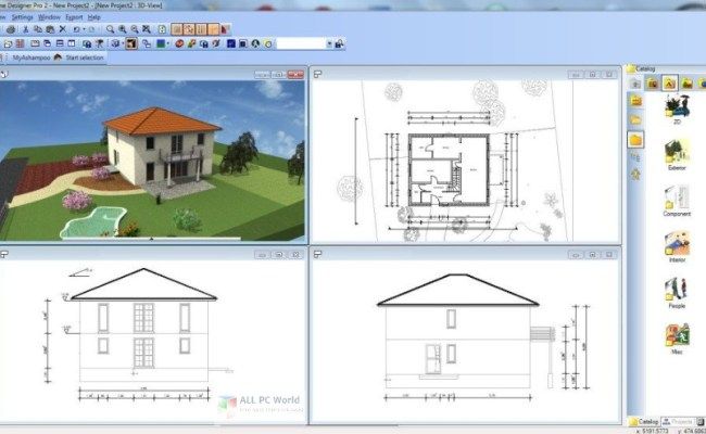 Chief Architect Home Designer Professional 2019 V20 3 Free
