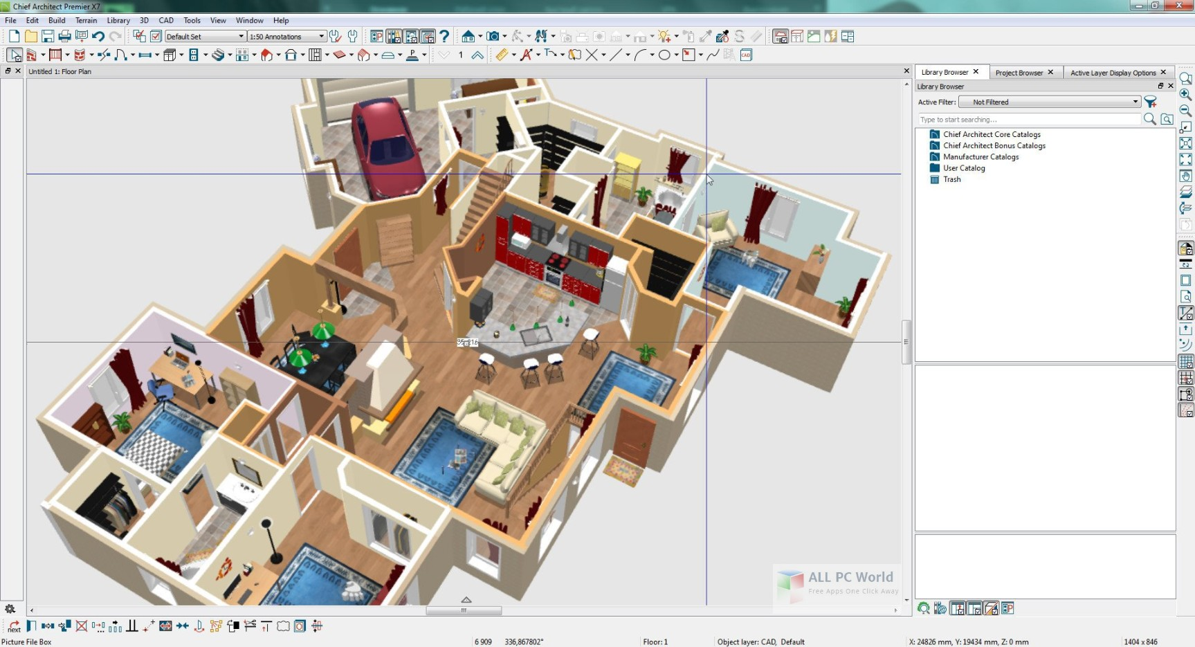 Home Design Software Pro