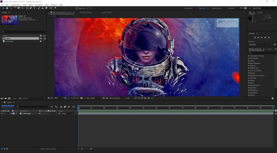 Adobe After Effects 2020 PREVIEW