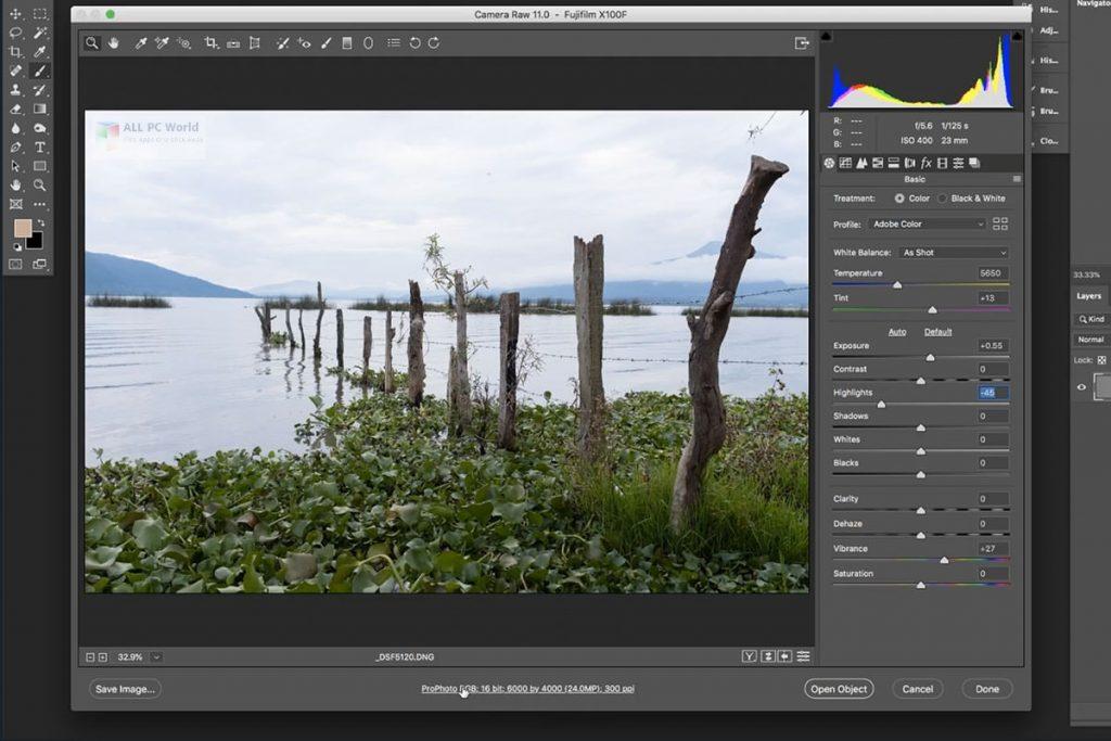 Adobe Camera Raw 13 Free Download - ALL PC World