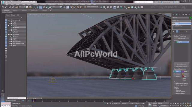 Autodesk 3ds Max 2017 User Interface