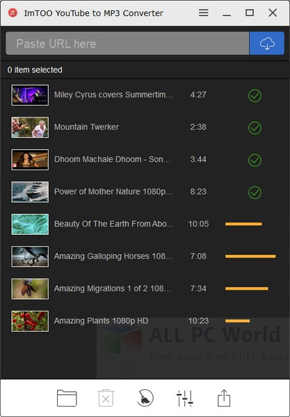 ImTOO YouTube to MP3 Converter Review