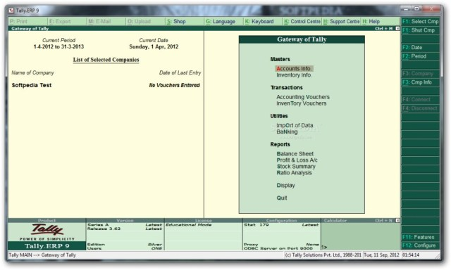 Tally.ERP 9 Full Version Free Download