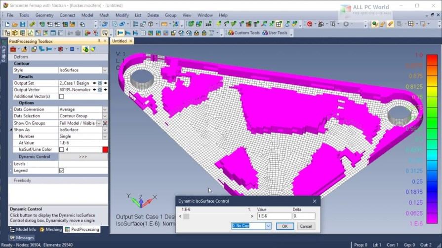 Siemens Simcenter FEMAP 2020 Download