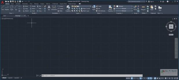 Autodesk AutoCAD 2021 for Windows 10