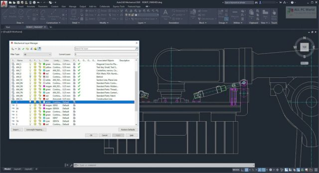 AutoCAD Mechanical 2022 Free Download
