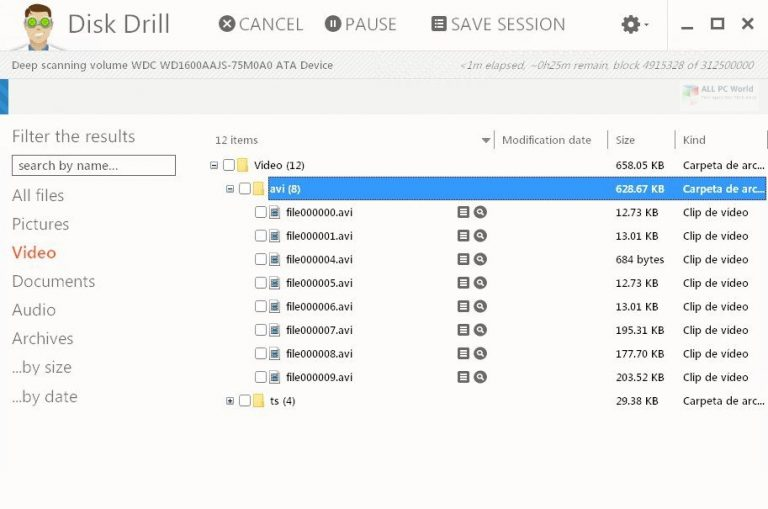 Disk Drill Pro 2020 4.0 Free Download