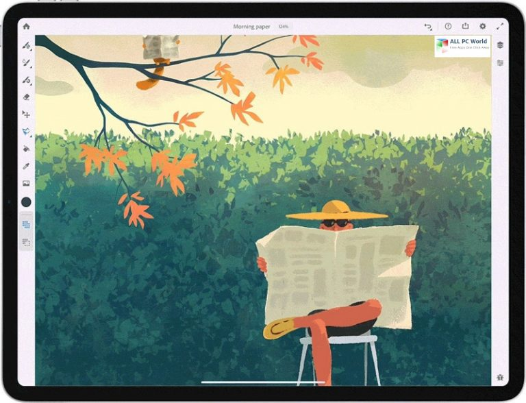 Adobe Fresco 1.8 for Windows