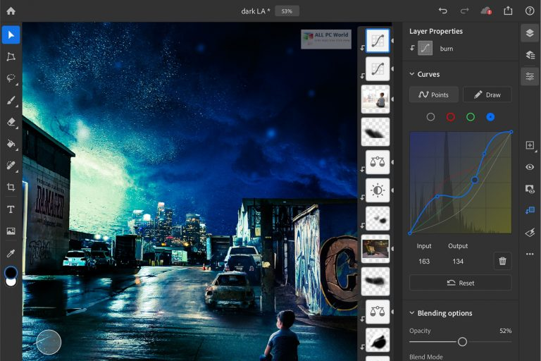Adobe Fresco 1.8