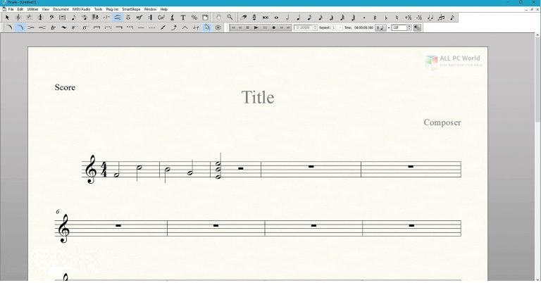 MakeMusic Finale 26.3 One-Click Download