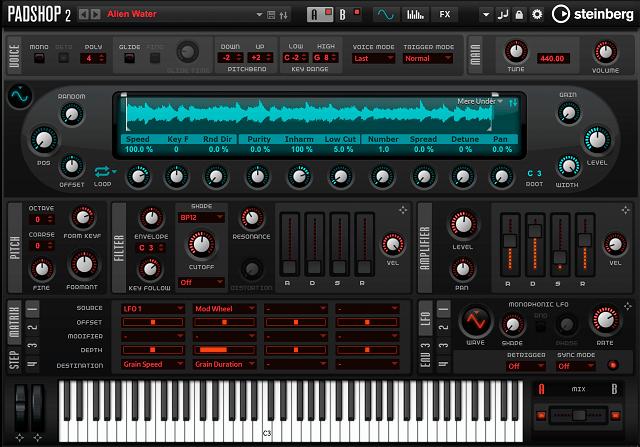Steinberg PadShop Pro 2 Free Download