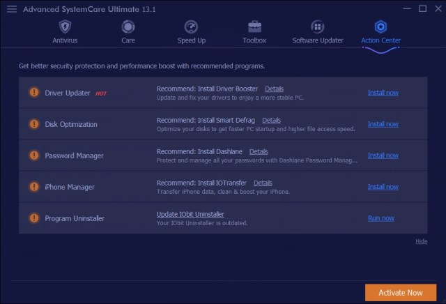 Advanced SystemCare Ultimate 14.5