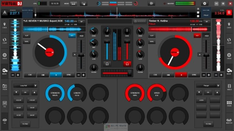 Atomix-VirtualDJ-Pro-2021-Infinity-8.5-One-Click-Download