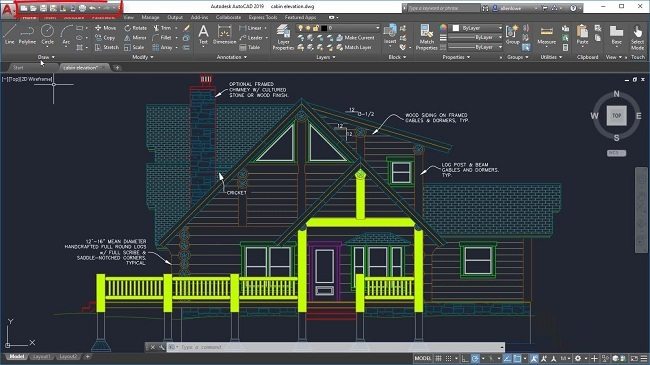 Autodesk AutoCAD 2019 Free Download for Windows