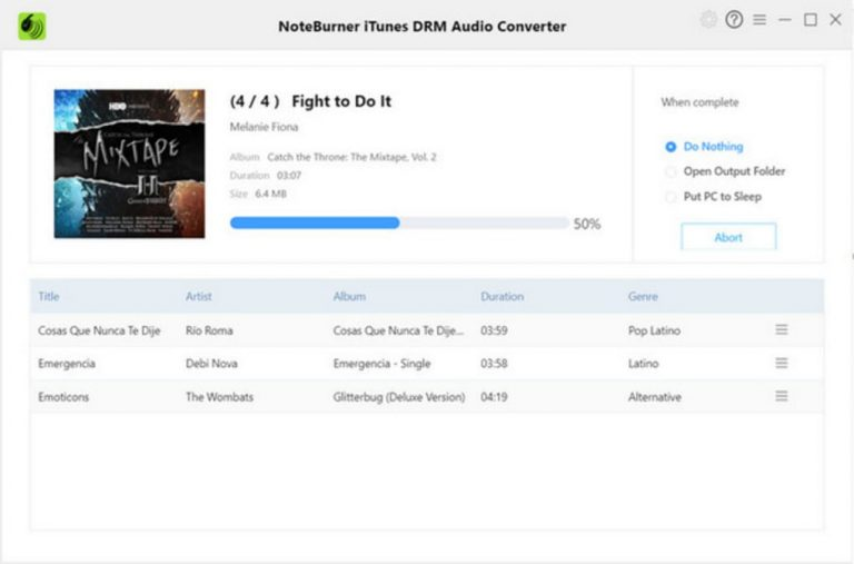 NoteBurner-iTunes-DRM-Audio-Converter-4-Download-Free