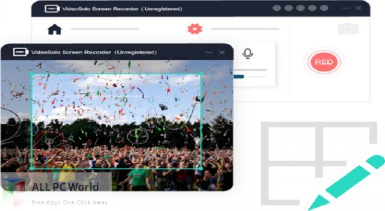 VideoSolo-Screen-Recorder-for-Free-Download