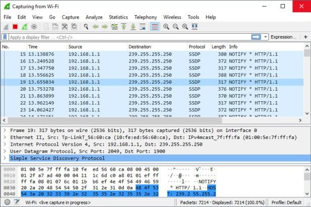 Wireshark 3.4.8 Free Download
