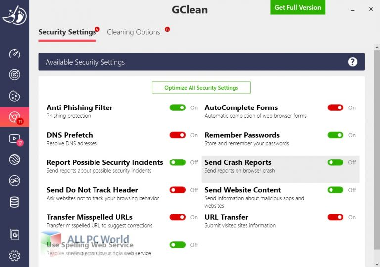 Abelssoft GClean 2022 Free Download allpc world