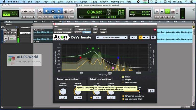 Acon Digital DeVerberate 2 Installer Free Download all pc