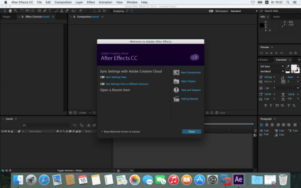 Adobe After Effects 2021 for Mac Free Download