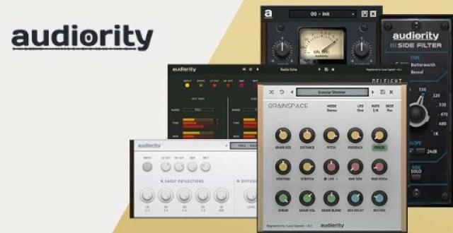 Audiority Effects Plugin Bundle 2021.9 Free Download
