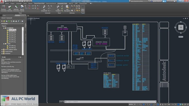 Autodesk-AutoCAD-Electrical-2022-Free-Download