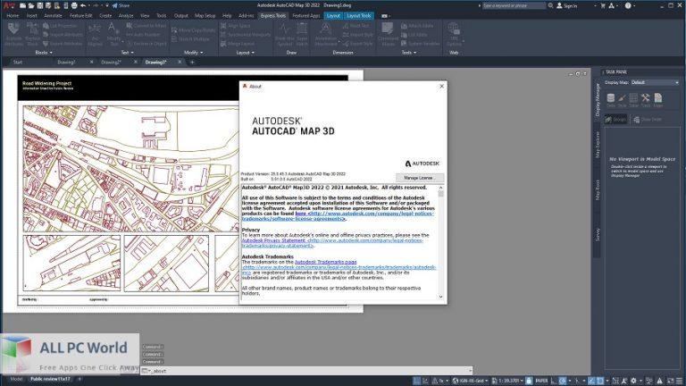 Autodesk-AutoCAD-Map-3D-Free-Download