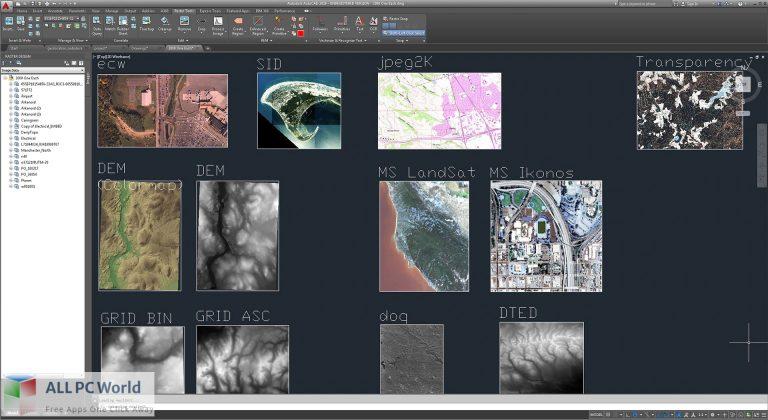 Autodesk-AutoCAD-Raster-Design-for-Free-Download