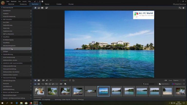 CyberLink PhotoDirector Ultra 13 Free Download For Windows 11 allpcworlds