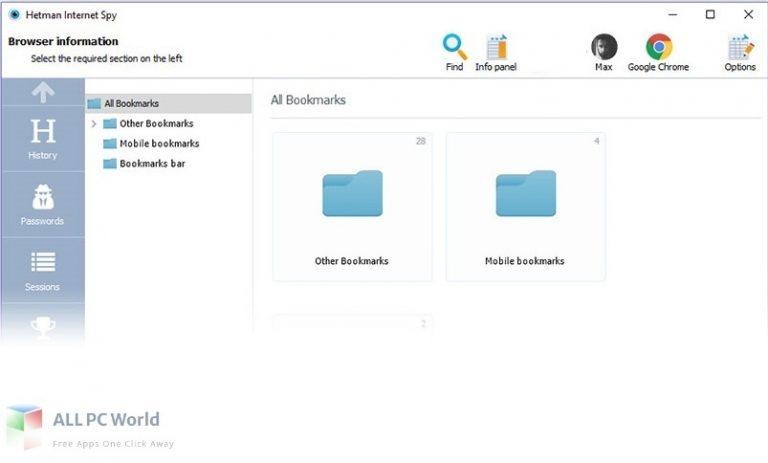Hetman Internet Spy for Free Download