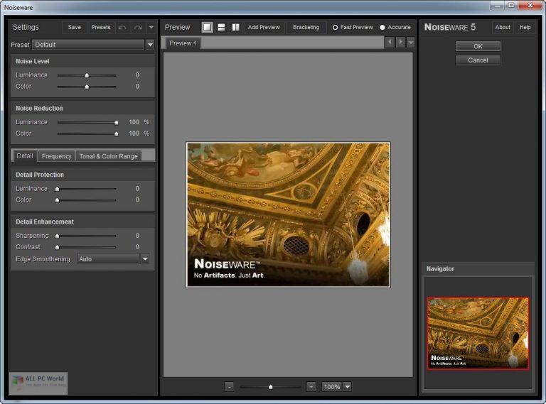 Imagenomic Noiseware 5 Direct Download LInk