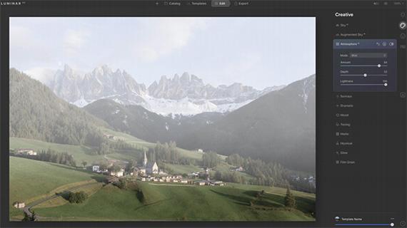 Luminar AI 1.5 Offline Installer Free Download