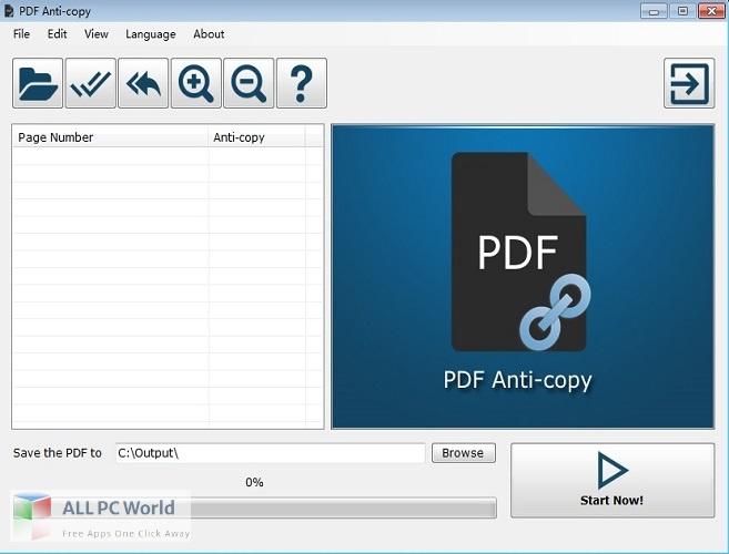 PDF Anti Copy Pro 2 Free Download