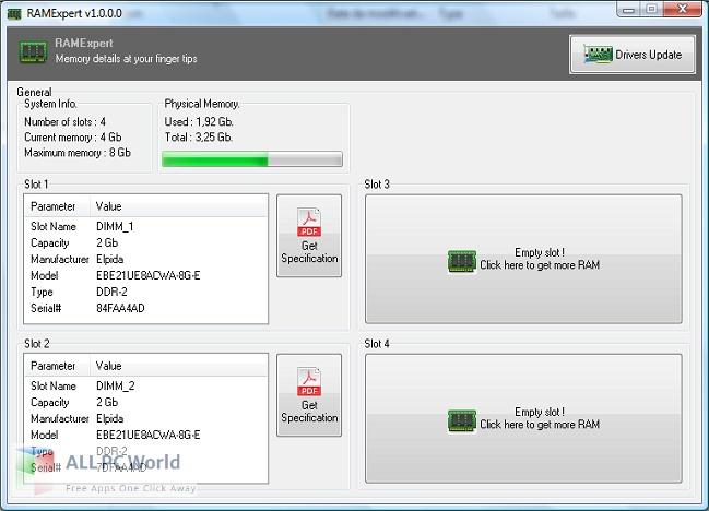 RAMExpert Free Download