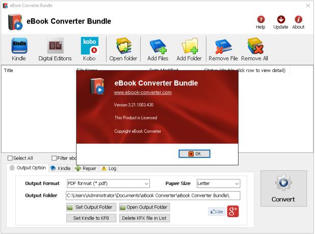 eBook Converter Bundle 3 Full Version Free Download