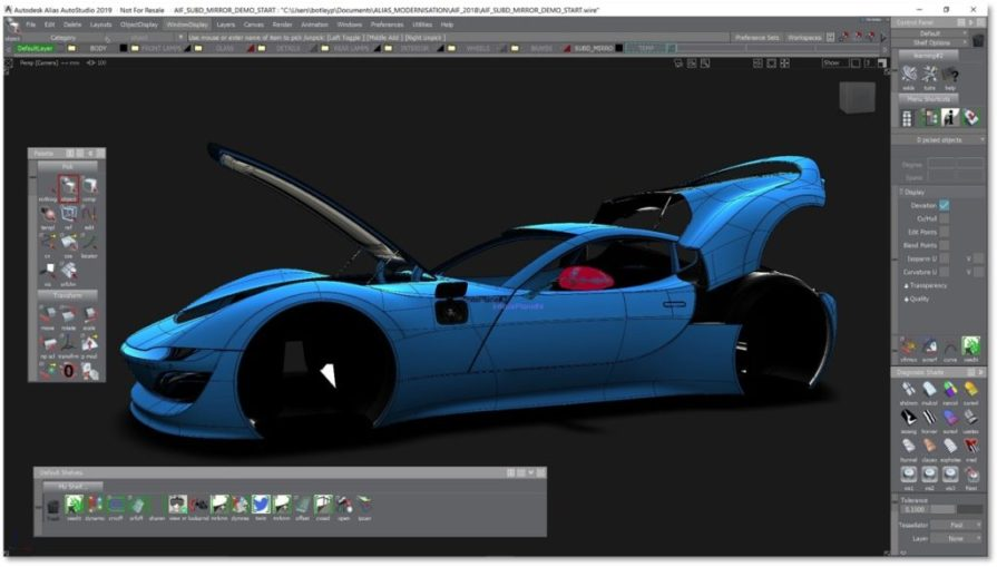 Autodesk Alias AutoStudio for Windows 11 Free Download