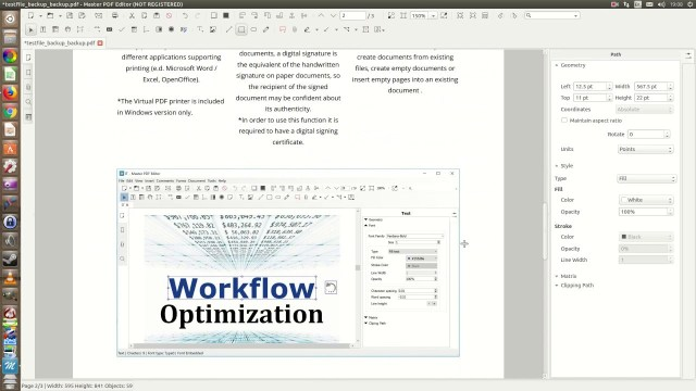 Master PDF Editor Offline Installer Free Download