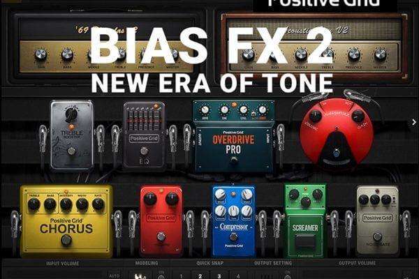 Positive Grid BIAS FX 2 Elite v2.4 Full Version Free Download