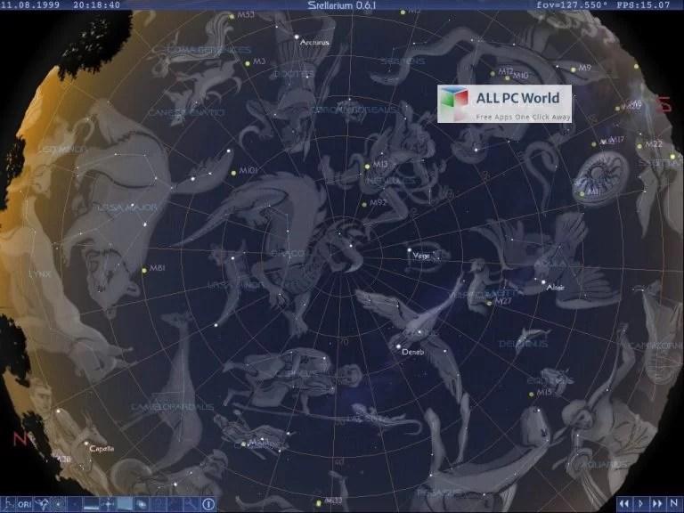 Stellarium Astronomy Software for Free Download