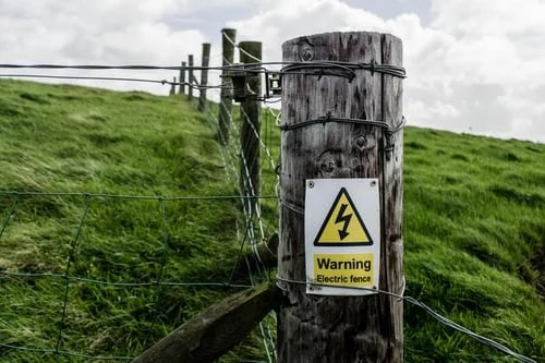 electric fence for horse