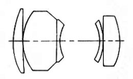 The Konica Hexanon AR 100 mm f/ 2.8 Lens. Specs. MTF