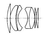 The Konica Hexanon AR 57 mm f/ 1.2 Lens. Specs. MTF Charts