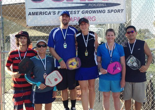 SoCal Open Mixed Doubles