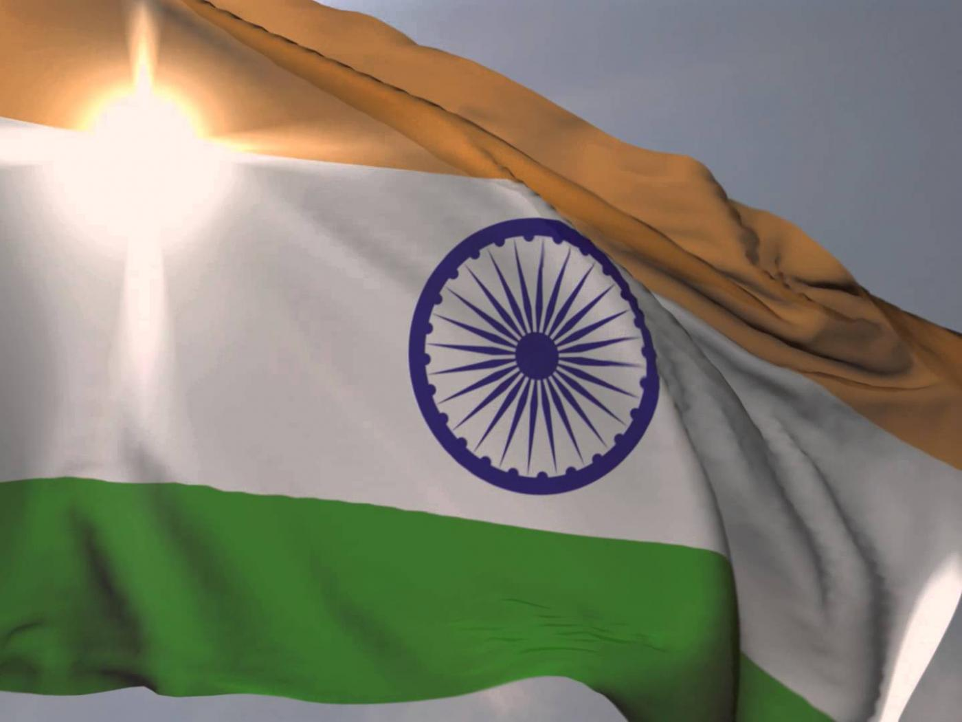 Indian Tiranga 3d Wallpaper Indian Flag Wallpaper Hd With Fluttering Tiranga For