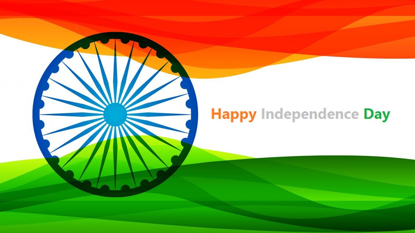Indian Flag Animation Wallpaper Flag Of India Decoration For Independence Day Wallpaper