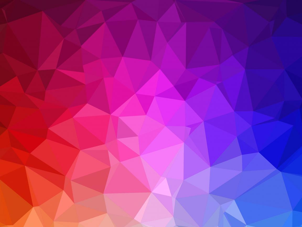 Beautiful Abstract Wallpapers 3d Geometric Colorful Pattern With 2560x1600 Pixels For