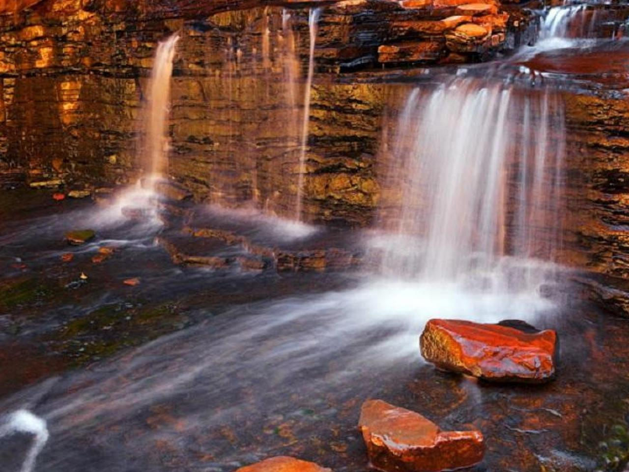 Free 3d Wallpapers For Pc Downloads Hd Nature Wallpapers With Waterfall Picture In 1920x1080