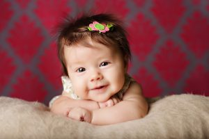 Attachment file for Cute Pose Asian Baby Girls Photo Session